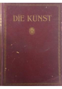 Die Kunst , 1920 r.