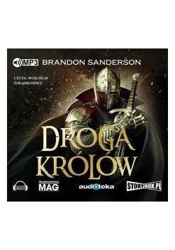 Droga królów. Audiobook