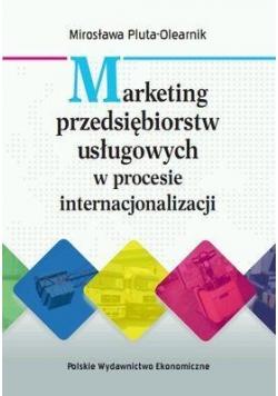 Marketing przedsiębiorstw usługowych...