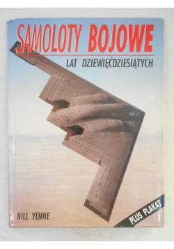 Samoloty bojowe lat dziewięćdziesiątych