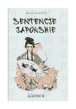 Sentencje japońskie