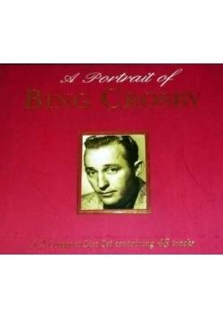 A portrait of Bing Crosby, CD