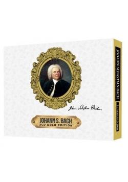 Jan Sebastian Bach: Gold Edition 2 CD