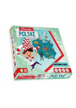 Poznaję Polskę. Gra edukacyjna