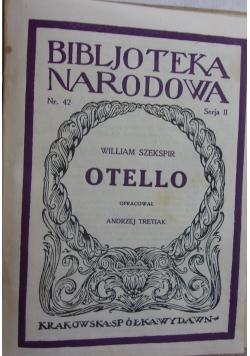 Otello, 1927r.