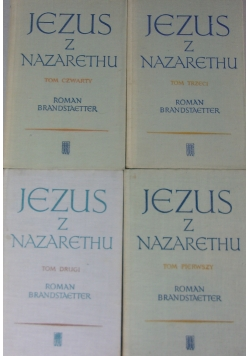 Jezus z Nazarethu, Tom 1-4