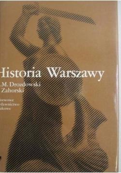Historia Warszawy