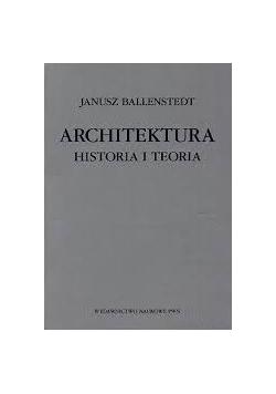 Architektura historia i teoria