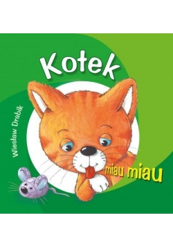 Bajki dla malucha - Kotek