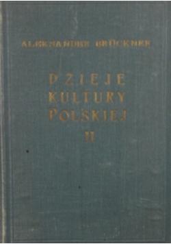 Dzieje kultury Polskiej tom II - 1931 r.