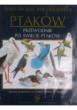 Ilustrowana encyklopedia ptaków. Przewodnik po świecie ptaków