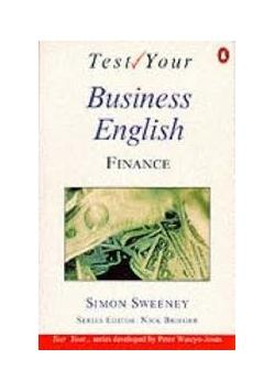 Business English Finance
