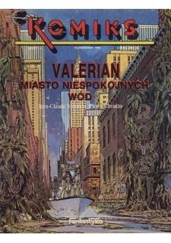 Valerian miasto niespokojnych wód