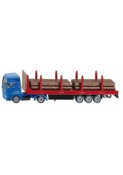 Siku 16 -Samochód ciężarowy do transp.drewna S1659