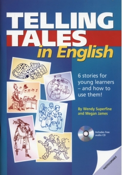 Telling Tales in English + CD