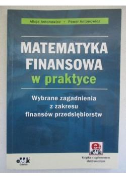 Matematyka finansowa w praktyce