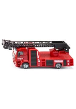 Siku Super - Straż pożarna z drabiną S2114
