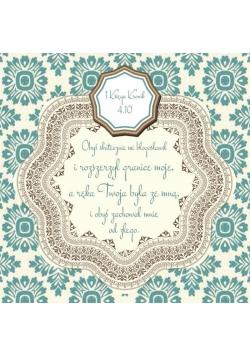 Podstawka korkowa - Modlitwa Jabesa