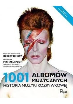 1001 albumów muzycznych. Historia muzyki rozrywk.