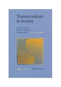 Transsexualism in Society