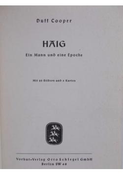 Haig, 1937 rok