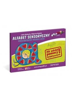 Ortograffiti SP Alfabet sensoryczny Pakiet OPERON