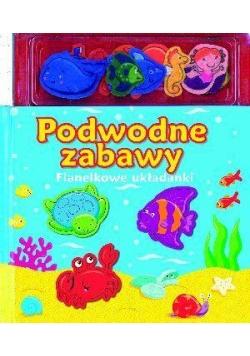 Flanelkowe układanki - Podwodne zabawy