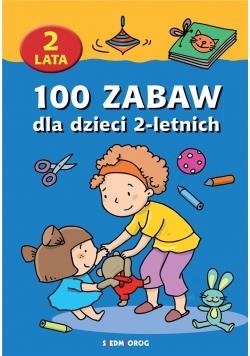 100 zabaw dla dzieci 2-letnich w.2018 SIEDMIORÓG