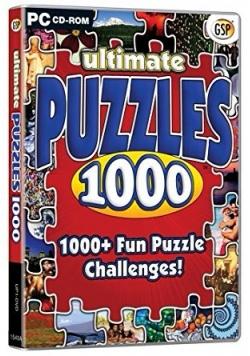 Ultimate puzzles 1000, płyta