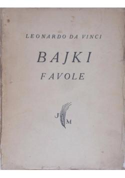 Bajki Favole, 1928 r.