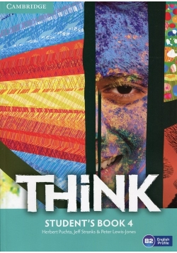 Think 4 Student's Book
