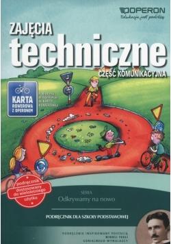 Zajęcia techniczne Część komunikacyjna Podręcznik