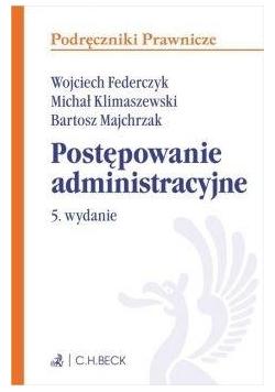 Postępowanie administracyjne w.5