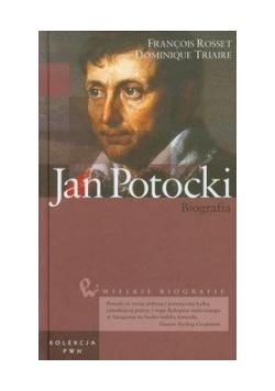 Jan Potocki, biografia