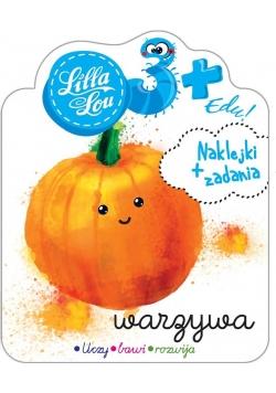 Lilla Lou edu 3+ Warzywa