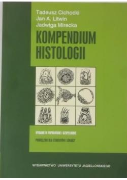 Cichocki Tadeusz - Kompendium histologii