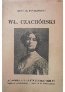 Wł. Czachórski, 1927r.