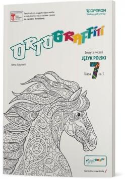 Ortograffiti SP 7 Język Polski. Zeszyt ćwiczeń 1