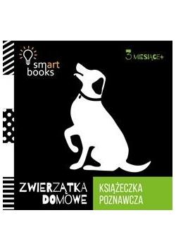 Książeczka poznawcza 3 M+ Zwierzątka domowe
