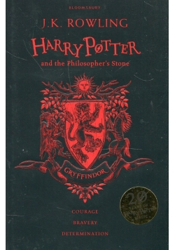 Harry Potter and the Philosopher's Stone Gryffindor