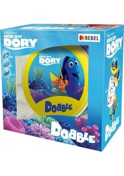 Dobble: Gdzie jest Dory? REBEL