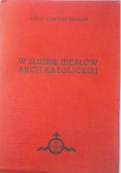 W służbie ideałów akcji katolickiej, 1938 r.