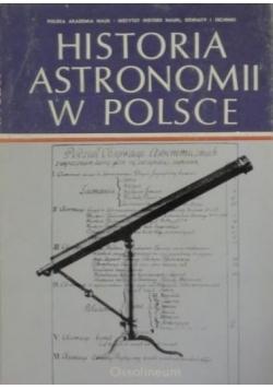 Historia astronomii w Polsce, t. II