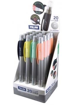 Ołówek mechaniczny PL1 Silver (20szt) MILAN