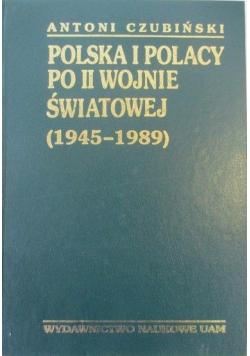 Polska i Polacy po II wojnie światowej (1945-1989) , Tom VI