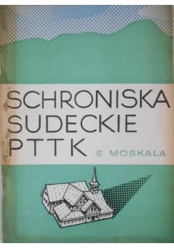 Schroniska sudeckie PTTK