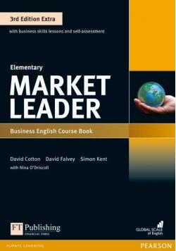 Market Leader 3E Extra Elementary SB PEARSON