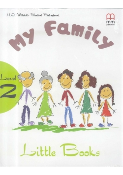 My Family + CD-ROM MM PUBLICATIONS