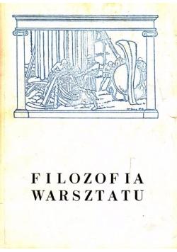 Filozofia warsztatu