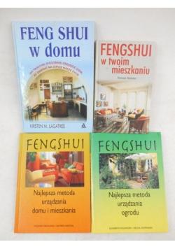 Fengshui, 4 ksiązki